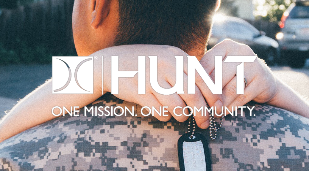 Hunt Companies service our military