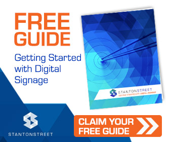 Free digital signage guide